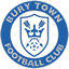 Bury Town badge