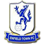 Enfield Town badge