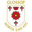 Glossop North End badge