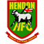 Hendon badge