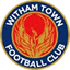 Witham Town badge