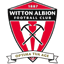 Witton Albion badge