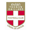 Evian Thonon Gaillard badge