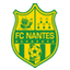 Nantes badge