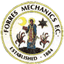 Forres Mechanics badge