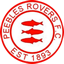 Peebles Rovers badge