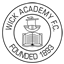 Wick Academy badge